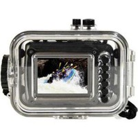 Intova Sport 10K Waterproof Digital Camera with 140' Underwater Housing