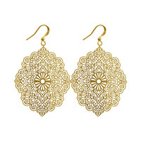Delicate Filigree - 