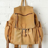 Cut n' Paste  Harper Leather Backpack at Free People Clothing Boutique