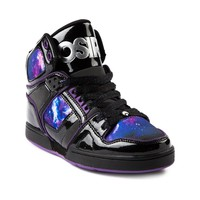Womens Osiris NYC 83 Slim Skate Shoe, Black Nebula  Journeys Shoes