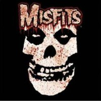 The Misfits Buttons - Bloody Ghost