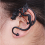 Vintage Punk Dragon &amp; Wings Earrings 3colors