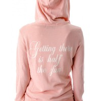 Wildfox Couture Get There Track Suit Jacket | Dolls Kill