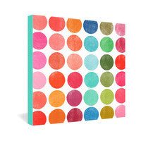 DENY Designs Home Accessories | Garima Dhawan Colorplay 5 Gallery Wrapped Canvas