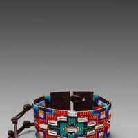 CHAN LUU Bracelet in Multi Mix/Brown from REVOLVEclothing.com