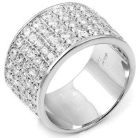 Sterling Silver David Beckham Men's Championship CZ Ring