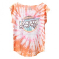 Vans Tie Dye Tee: WIN It! | Fashion Blog