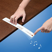 Musical Ruler with Songbook