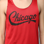 Chicago Mesh Tank Top