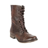 Steve Madden - TROOPA BROWN LEATHER