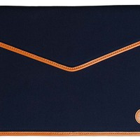 "One Kings Lane - Fresh Finds - 13"" Macbook Pro Case, Navy"