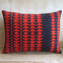 Wool Throw Pillow, 12x16