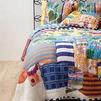 Anthropologie - York Quilt