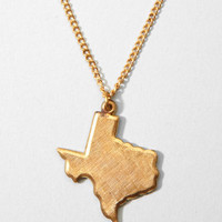 fredflare.com | 877-798-2807 | lone star state necklace