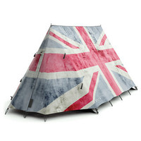 FieldCandy Tent: Rule Britannia - buy at Firebox.com