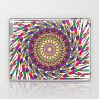 Dream Weaver Laptop & iPad Skin by Ally Coxon