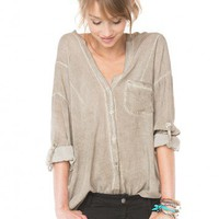 Brandy ♥ Melville |  Estelle Top - Just In