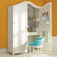Vanity Armoire
