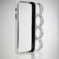 Brass Knuckles IPhone 5 Case