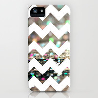 Afterparty Chevron iPhone &amp; iPod Case by Beth - Paper Angels Photography