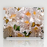 Avalanche of flowers iPad Case by Pirmin Nohr