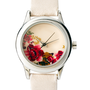 Accessorize Ladies Floral Print Watch