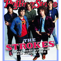 The Strokes, Rolling Stone no. 935, November 2003 Photographic Print by Max Vadukul at AllPosters.com