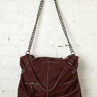 Free People Tina Patched Satchel