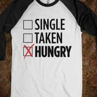 Status: Hungry - expressions - Skreened T-shirts, Organic Shirts, Hoodies, Kids Tees, Baby One-Pieces and Tote Bags