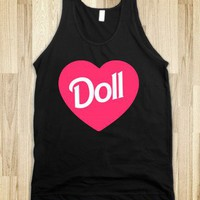 Doll - In Decay - Skreened T-shirts, Organic Shirts, Hoodies, Kids Tees, Baby One-Pieces and Tote Bags