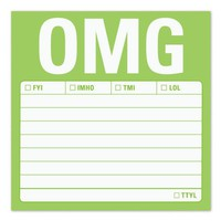 OMG Sticky Note - Whimsical & Unique Gift Ideas for the Coolest Gift Givers