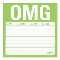 OMG Sticky Note - Whimsical &amp; Unique Gift Ideas for the Coolest Gift Givers