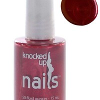 Maternity Safe Nail Polish  Nail for Pregnancy  Shimmery Deep Red - Whimsical &amp; Unique Gift Ideas for the Coolest Gift Givers