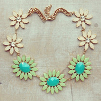 Pree Brulee - River-walk Statement Necklace