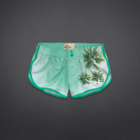 Hollister Beach Short-Shorts