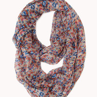 Geo Infinity Scarf