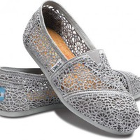 Silver Crochet Women&#x27;s Classics