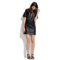 Won Hundred Leather Bio Dress