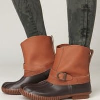 Pull On Duck Boot at Free People Clothing Boutique