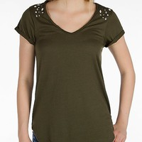 Daytrip Chunky Stone Top - Women's Shirts/Tops | Buckle