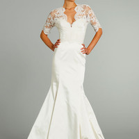 Bridal Gowns, Wedding Dresses by Jim Hjelm - Style jh8256