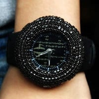 Fashion Watch, all over the sky star