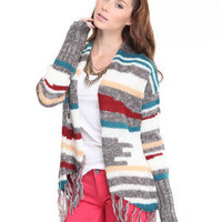 DJPremium.com - Women - Shop by Department - Sweaters - HUDDY SWEATER