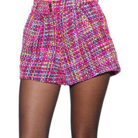 DJPremium.com - Women - Shop by Department - Shorts - Miss Fine Shorts