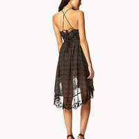 Crisscross Back Slip Dress | FOREVER 21 - 2051618945