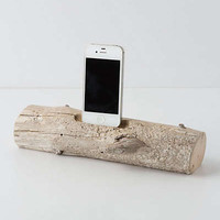 Anthropologie - Driftwood iDock