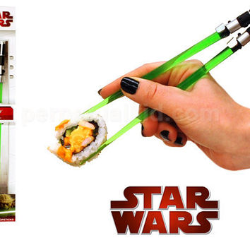 Star Wars - Yoda Lightsader Chopsticks