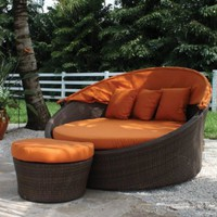 Patio Orbital Daybed:Amazon:Patio, Lawn & Garden