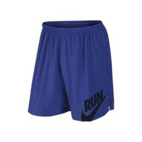 "Nike Store. Nike 7"" Two-in-One Men's Running Shorts"