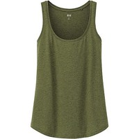 WOMEN PREMIUM COTTON WASHED TANK TOP